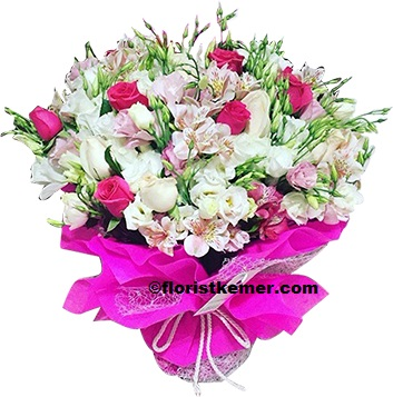 kemer florist Stylish Bouquet Astoria Rose
